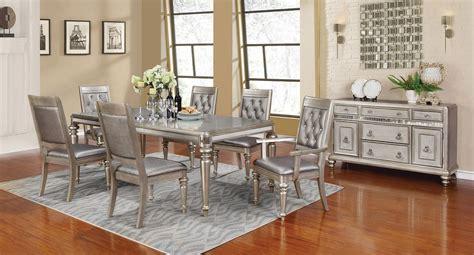 Danette Rectangular Dining Room Set Coaster Furniture, 1