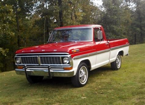 1970 ford ranger f 100 used classic ford for sale