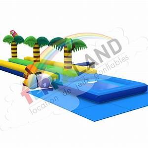 location jeu aquatique ventre glisse montpellier 34 With tapis persan avec location canapé gonflable