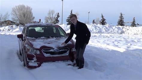 subaru snow impreza tires season through