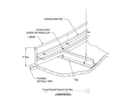 usg design studio 09 21 16 93 236 dwss curved drywall fascia 4 inch max details