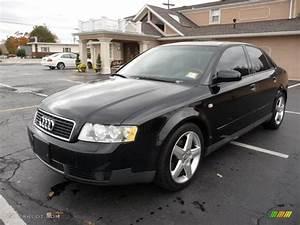 Audi A4 2003 : brilliant black 2003 audi a4 1 8t quattro sedan exterior photo 39356944 ~ Medecine-chirurgie-esthetiques.com Avis de Voitures