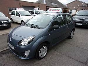 Renault Twingo 1 2 Extreme 2008 Petrol Manual In Grey