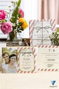 create a coordinated set of wedding announcements invites With fall wedding invitations vistaprint