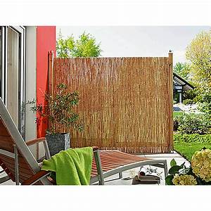 Sichtschutzmatten Für Zäune : gardol schilfrohrmatte 600 x 100 cm geeignet f r sicht ~ Articles-book.com Haus und Dekorationen