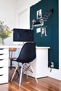 revgercom couleur pour un bureau a la maison idee With quelle couleur pour des toilettes 17 deco bureau cocooning
