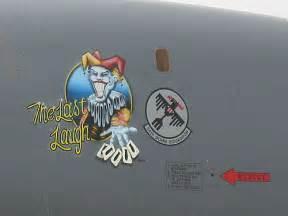 Rockwell B-1 Lancer Nose Art