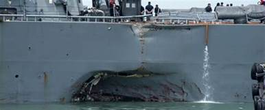 100 uss america sinking pictures pbs film shows u s