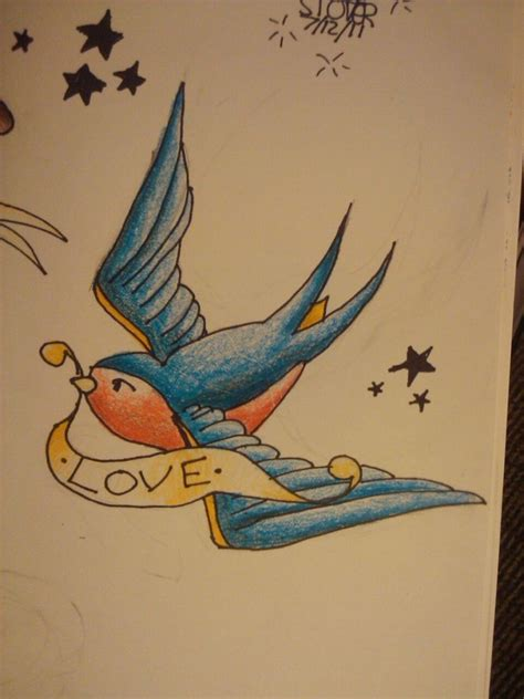 By Tattoo Designs sparrow tattoos designs ideas  meaning tattoos 768 x 1024 · jpeg