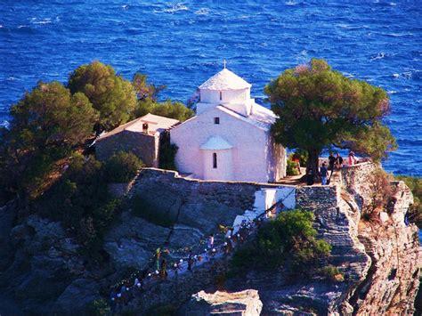 mamma mia inspired greek island cruise  adventures travel