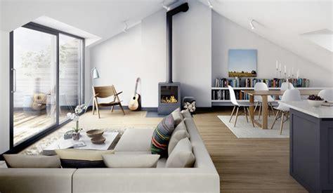 modern retro home design retro modern apartment design