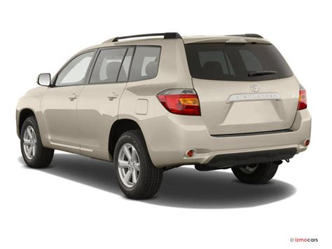 2010 Toyota Highlander Prices, Reviews And Pictures