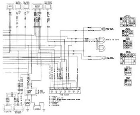 Honda Shadow Wiring Diagram Electrical System