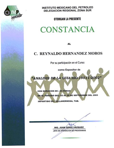 bureau veritas mexicana reconocimientos