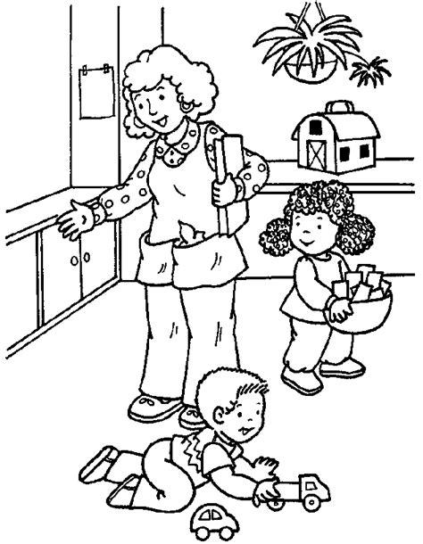 disegni per bambini asilo asilo disegni per bambini da colorare