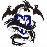 Dragon Heart Tattoo by oracleofthemonument on DeviantArt  Dragons And Hearts Drawings