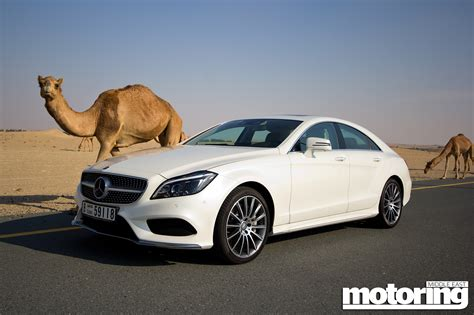 mercedes cls  reviewmotoring middle east car news