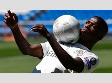 Vinicius Junior ready to fight for Real Madrid firstteam