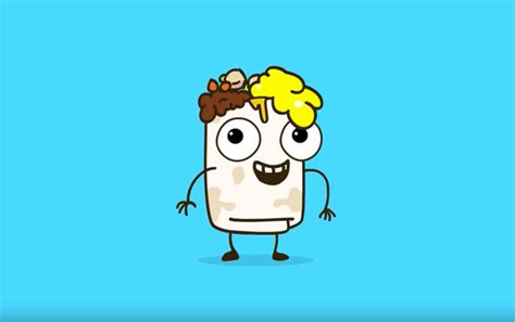 The Yum Yum Breakfast Burrito Song Will Have You Dancing