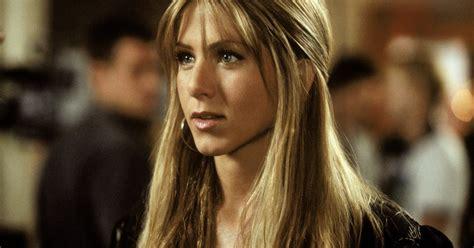 Jennifer Aniston's Perfect Blowout