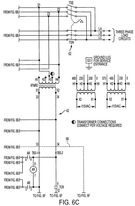 patent us7762786 integrated controller and automatic transfer switch patents