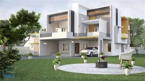 modern  traditional house designs  kerala  home