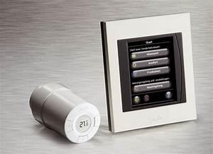 Funk Thermostat Heizkörper : thermostate living by danfoss tga fachplaner ~ Orissabook.com Haus und Dekorationen