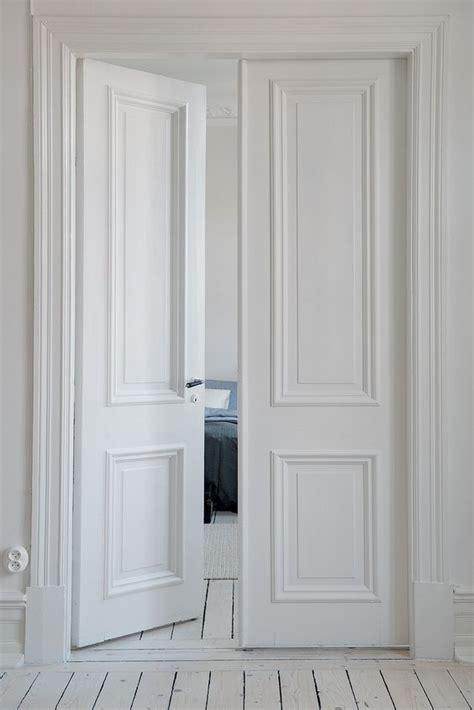 White French Doors Interior