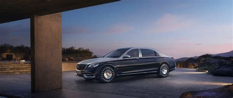 A Maybach by Mercedes Maybach News Pictures