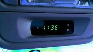 Subaru Forester Clock Fix Part 2