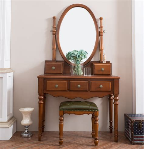 table chambre antique dressing table with mirror for sale