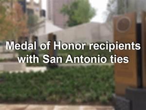 Medal of Honor recipients with San Antonio ties - San ...