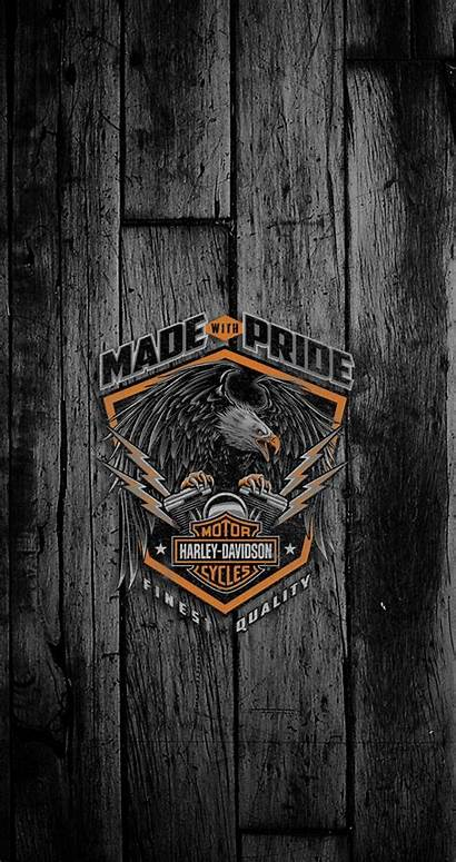 Harley Davidson Fond Motorcycle Motorcycles Ecran Retro