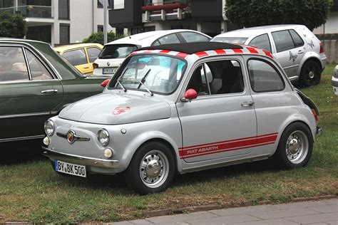 Fiat 500 Abarth Wiki by File Fiat Abarth 500 Replica Bj 1970 2017 07 02 Sp Jpg