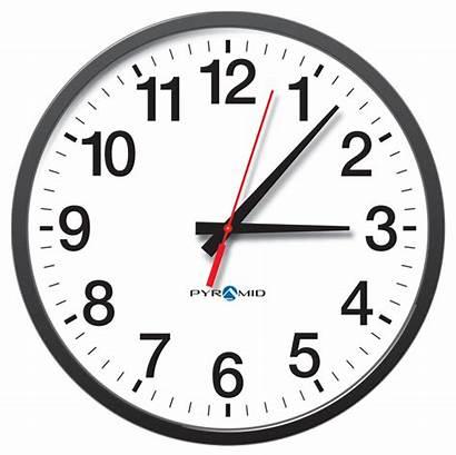 Clock Analog Electric Face Clocks Wall Ntp
