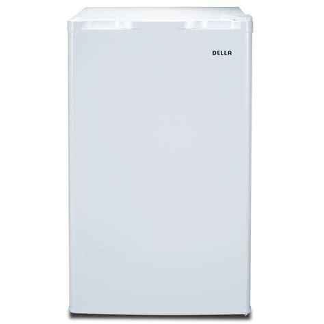 Mini Fridge Compact Refrigerator Compact Cooler White Dorm