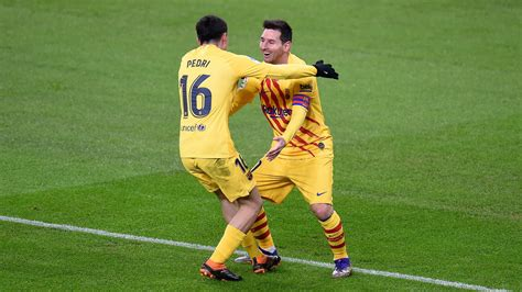 Pedri, Messi connection gives Barcelona a needed spark ...