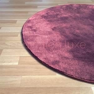 best tapis violet rond images awesome interior home With tapis salon rond