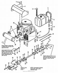Standard Engine Diagram
