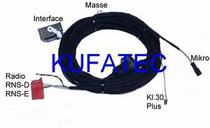 Info On The Kufatech Bt Interface Wiring Harness