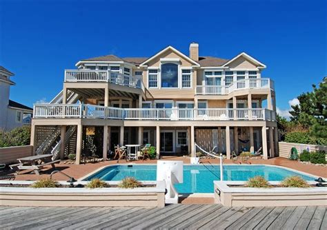 oceanfront cottage rentals twiddy outer banks vacation home endless summer i