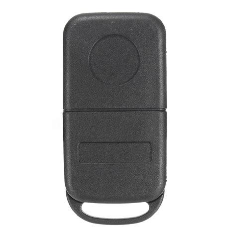 Chrysler Crossfire Key Fob by 3 Button Flip Folding Remote Key Fob Shell For
