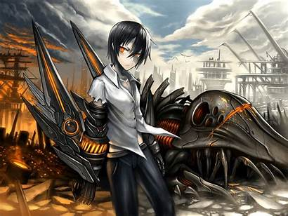 Anime Boy Wallpapers Boys Gamer Cool Backgrounds