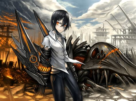 Anime, anime girls, mask, simple background. anime, Anime Boys Wallpapers HD / Desktop and Mobile Backgrounds