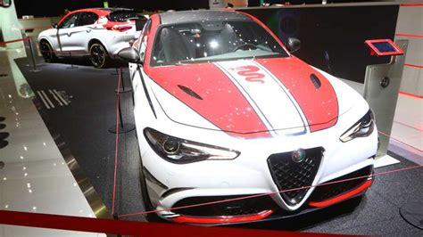 Giulia, Stelvio Quadrifoglio Alfa Romeo Racing Edition At