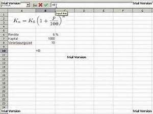 Tilgung Berechnen Formel : excel funktion zinsz wert der zinsen einer rate erm doovi ~ Themetempest.com Abrechnung