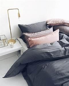 Graue Vorhänge Ikea : die besten 25 graue bettw sche ideen auf pinterest ~ Michelbontemps.com Haus und Dekorationen