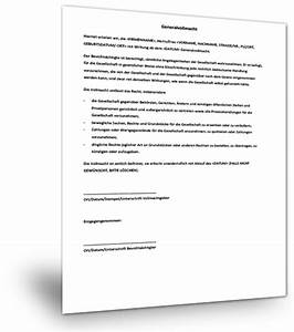 Generalvollmacht Ohne Notar : generalvollmacht muster ~ Frokenaadalensverden.com Haus und Dekorationen