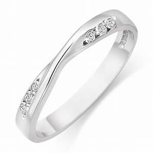 Womens White Gold Wedding Rings Wedding Promise