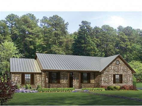 High Quality New Ranch Home Plans #6 Country Ranch Style
